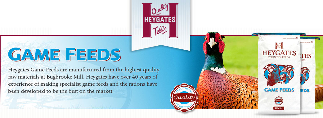 Animal Feeds from Heygates | Stockists in Sheffield, South