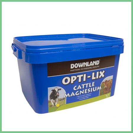 Downland Opti-Lix Cattle Magnesium