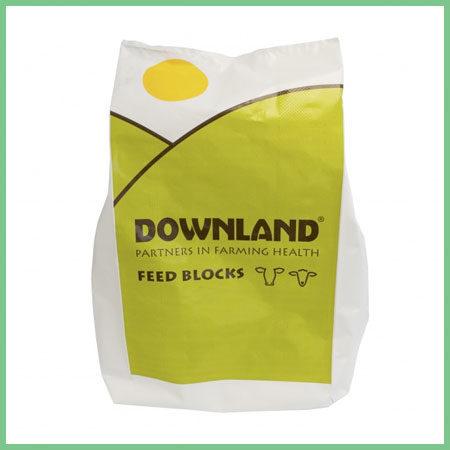 Downland Feedblocks
