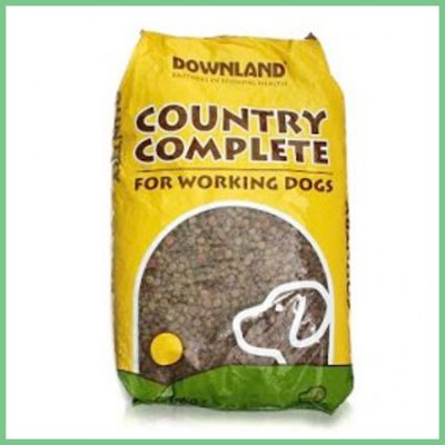 Downland Country Complete Working Dog Food 15kg