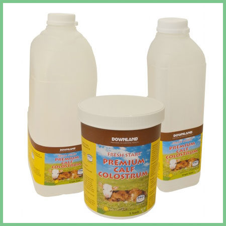 Downland Freshstart Premium Calf Colostrum