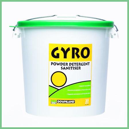 Downland Gyro Cleaner