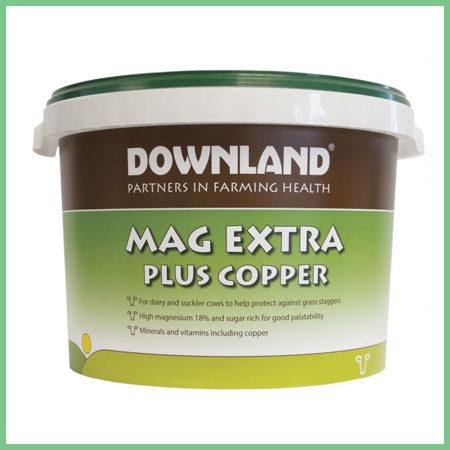 Downland Mag Extra Plus Copper