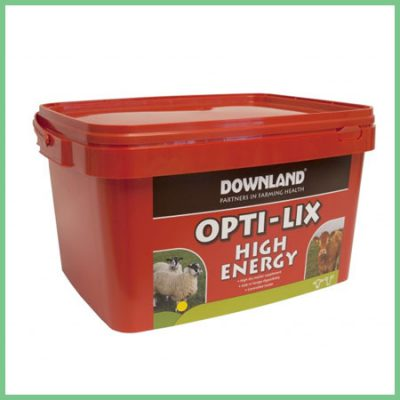 Downland Opti-Lix High Energy