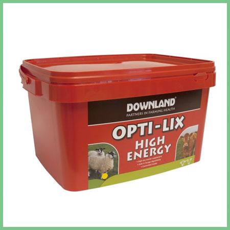 Downland Opti-Lix High Energy