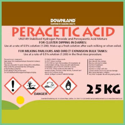Downland Peracetic Acid