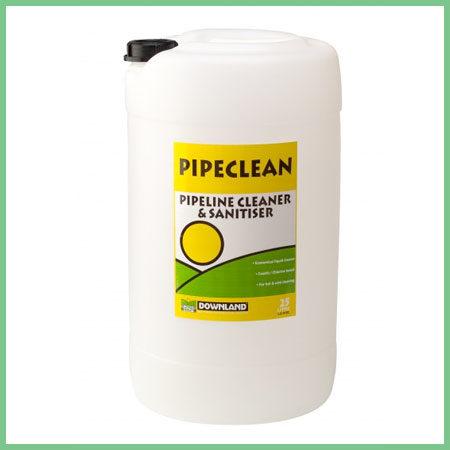 Downland Pipeline Cleaner