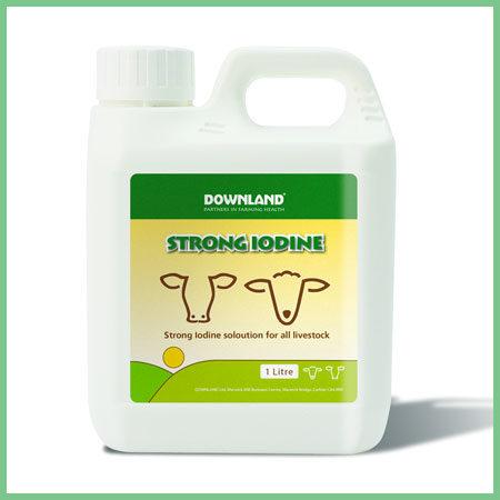 Downland Strong Iodine