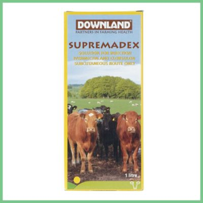 Downland Supremadex Injection