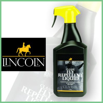 Lincoln Classic Fly Repellent 1 litre