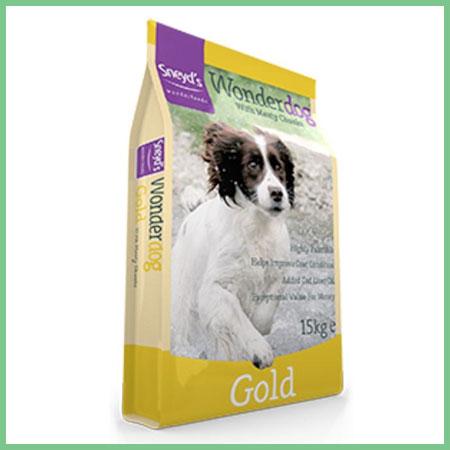 Select Gold Dog Food Uk