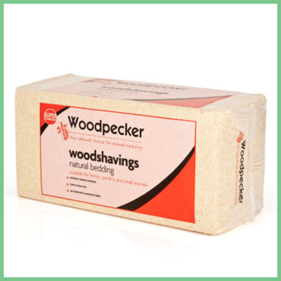 Suppliers of Woodpecker Woodshavings horse bedding in South Yorkshire