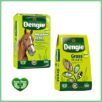 Dengie Grass Range - Meadow Grass with Herbs and Grass Pellets