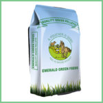 Emerald Green Feeds Grass Pellets